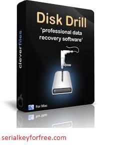 Disk Drill Pro Crack 4.1.555.0