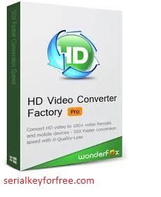 HD Video Converter Factory Pro Crack 21.3