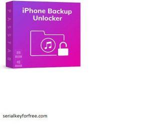 4uKey iTunes Backup Crack