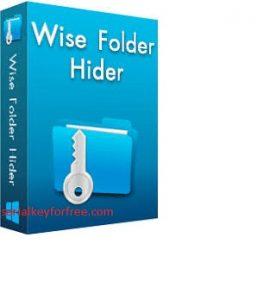 Wise Folder Hider Crack