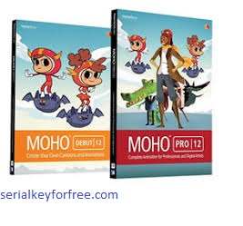 Moho Pro Crack