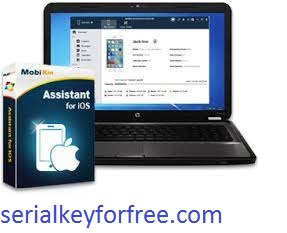 MobiKin Assistant for iOS Crack