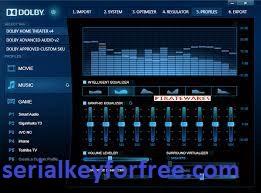 Dolby Atmos windows Crack