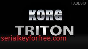 KORG Triton Crack